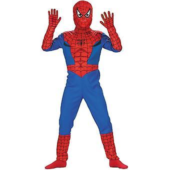 Marvel Spiderman kind kostuum