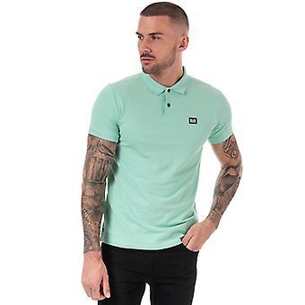 Men's Weekend Offender Barnum Polo Shirt in Green