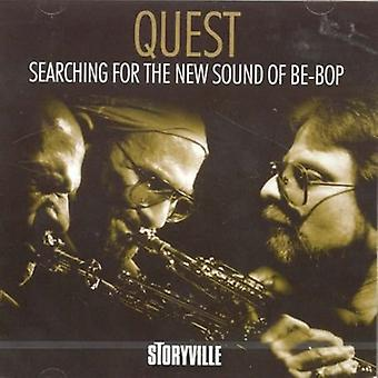 Quest - Searching for the New Sound [CD] USA import
