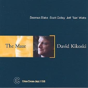 David Kikoski - Maze [CD] USA import