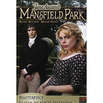 Mansfield Park [DVD] USA import