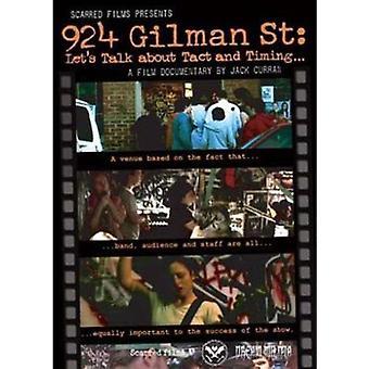 924 Gilman Street [DVD] USA import