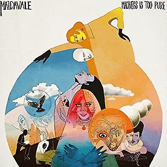 Maidavale - Madness Is Too Pure [CD] USA import