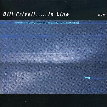 Bill Frisell - In Line [CD] USA import
