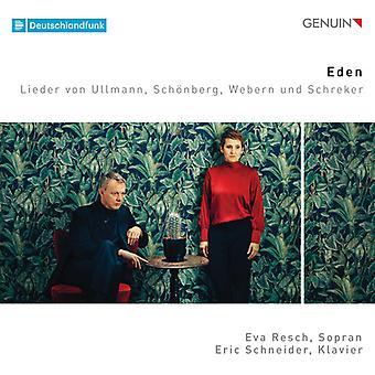 Eden [CD] USA import