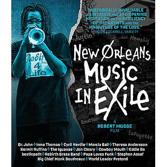 New Orleans Music in Exile [Blu-ray] USA import