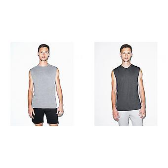American Apparel Unisex Adults Muscle Tank
