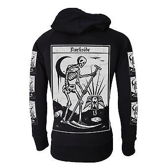 Darkside - death tarot - lightweight hoodie - black