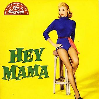 Hey Mama [CD] USA import