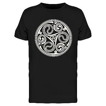 Celtic Knot Ornament Design Tee Men's -Image door Shutterstock
