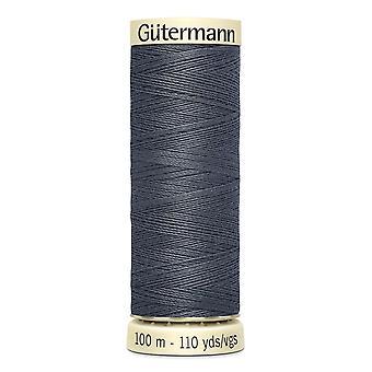 Gutermann Nähen alle 100 % Polyesterfaden 100m Hand- und Maschinenfarbcode - 93