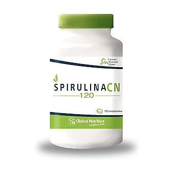 Spirulina 120 tablets