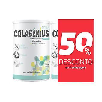 Promo Colagenius Active Neutral -50% 2nd unit 2 units of 330g