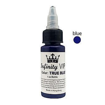 Pigmento de tinta de tatuaje de planta natural para semi permanente eyebrow Eyeliner Lip Body Arts Paint Maquillaje