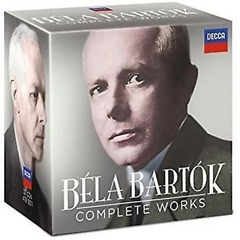 Various Artist - Bela Bartok: Importación de Estados Unidos obra completa [CD]