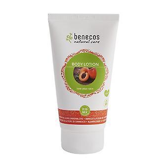 Apricot and Elderberry Body Lotion 150 ml of cream (Elder - Apricot)