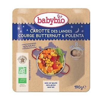 Good Night Doypack Butternut Polenta Organic Squash (from 8 months) 190 g