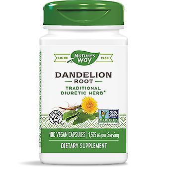 Nature's Way Dandelion Root Vegan Capsules