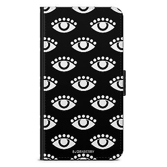 Bjornberry Wallet Case LG G5 - Eyes