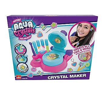 Games - Pressman Toy - Aqua Crystals Crystal Creator New 108580