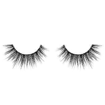 Velour Multi Layered False Mink Eyelashes - Serendipity - Natural Length