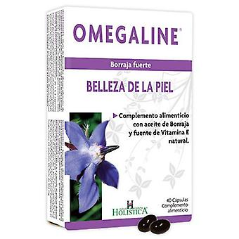 Holística Omegaline 40 Capsules