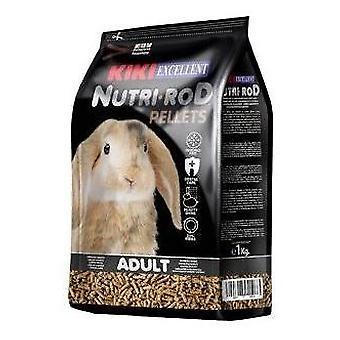 Kiki Nutri-Rod para Conejos Enanos Adultos (Small pets , Dry Food and Mixtures)
