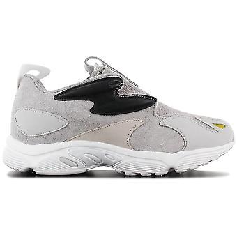Pyer Moss x Reebok Daytona DMX Experiment - Limited Edition - Schuhe Grau DV4709 Sneakers Sportschuhe