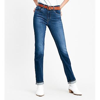 Levi's® Levis 724® High Rise Straight Fit Jeans (koldamm)