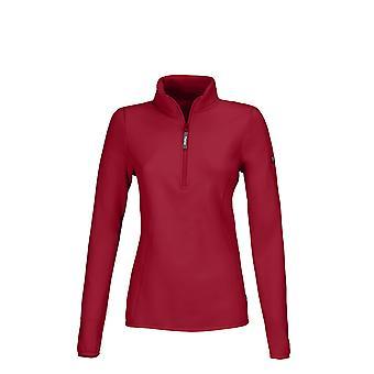 Pikeur Sila Womens Functioneel Shirt - Granaatappel