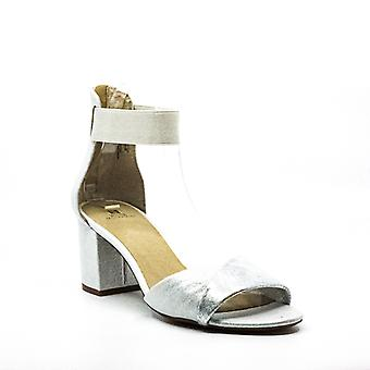 White Mountain | Evie Block Heel Sandals