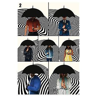 The Umbrella Academy, Maxi Poster - Family