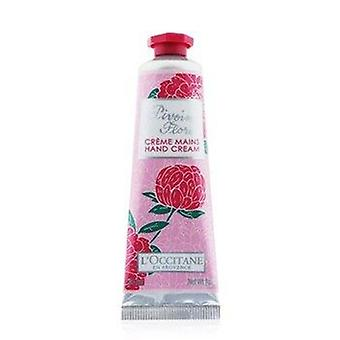 Peony (Pivoine) Flora Hand Cream 30ml or 1oz