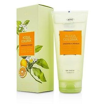 Acqua Colonia Mandarine & Cardamom Aroma Shower Gel 200ml or 6.8oz