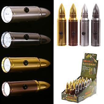 Nouveauté Bullet LED torche