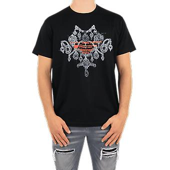 Givenchy T-Shirt Nero BM70-G3002001 Top