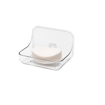 Addis Invisifix Soap Dish Clear 517872