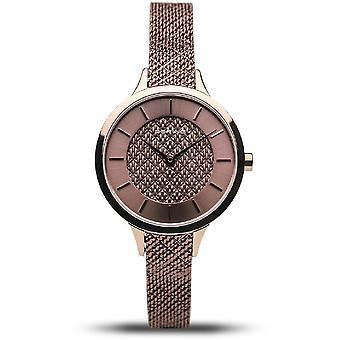 Bering reloj de mujer Classic oro rosa brillante 17831-265