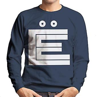 Citro?n ? White Line Men's Sweatshirt