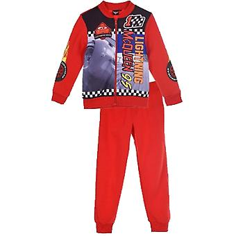 Disney cars boys (2-8) tracksuit jogging zipper mcqueen car1321trk