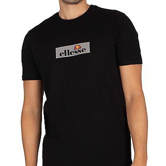 Camiseta Ellesse Ombrono - Preto