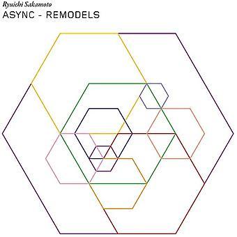 Sakamoto*Ryuichi - Async Remodels [CD] USA import