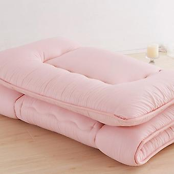 Foldable Floor Mat/pad Fashion Comfy Futon For Dorm/home Nap Thickened Single