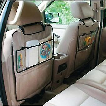 Waterproof Protection Car Seat Anti-kick Seat Back Covers Protection