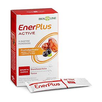 EnerPlus Active 15 packets of 10ml