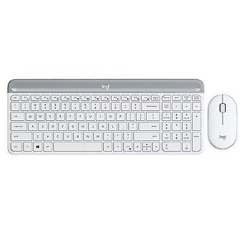 Mouse Keyboard Desktop Set Logitech MK470