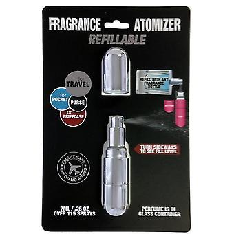 Ref. atomizer mirror silver .25 oz