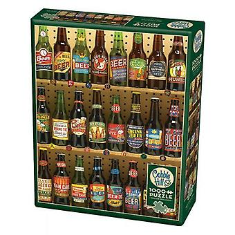 Cobble hill puzzle - beer collection