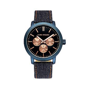 Mark maddox watch trendy. 42 mm hc3025-37