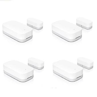 Smart Home Window & Door Sensor Mini Device Avec connexion sans fil Zigbee
